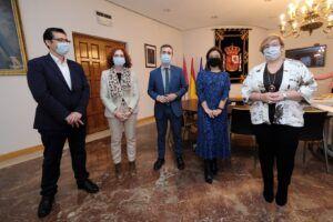 El delegado del Gobierno en Castilla-La Mancha agradece la colaboración institucional durante toda la crisis sanitaria