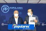 """Tirado: """"Los PGE traen a Toledo más impuestos, más paro y menos inversión"""""""