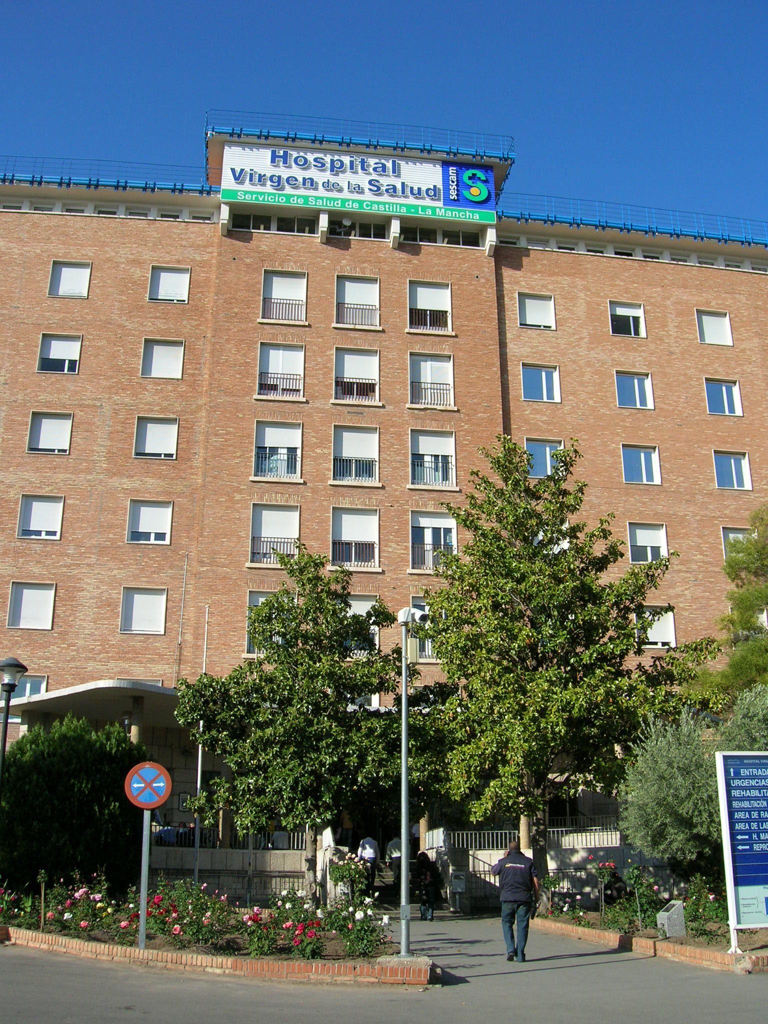 El Complejo Hospitalario Universitario de Toledo ha incrementado en más de 1.100 profesionales la plantilla