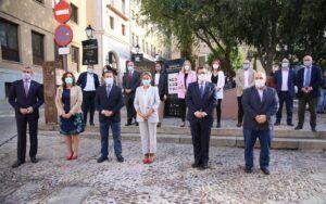 Tolón destaca la integración de la innovación y la artesanía en la inauguración del nuevo Paseo de los Artesanos