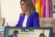 Tolón pide unidad, claridad y complicidad entre administraciones para avanzar juntos frente al virus
