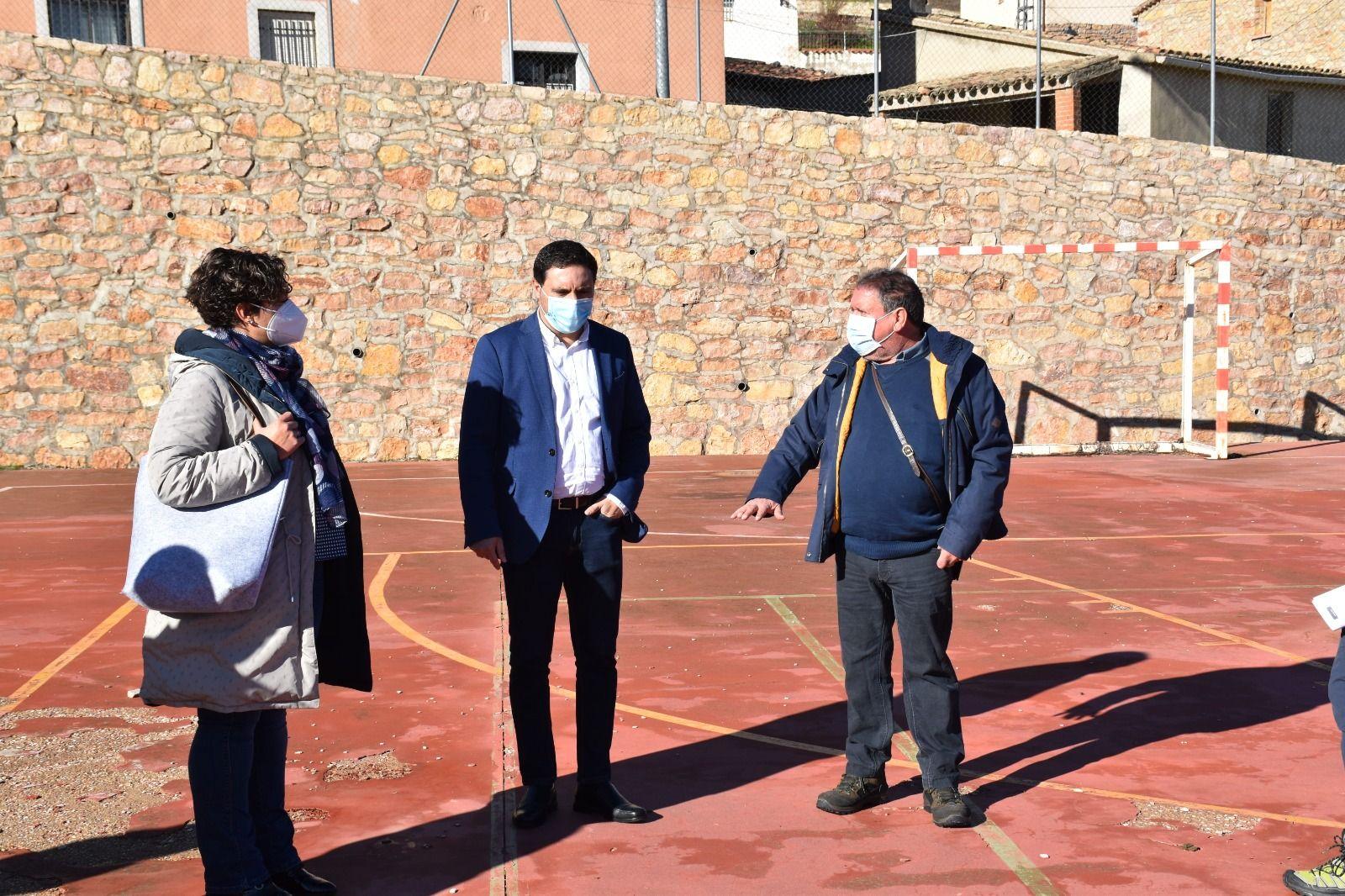 La Diputación de Cuenca invierte 430.000 euros en mejorar el camino que une Buenache de la Sierra y Valdecabras