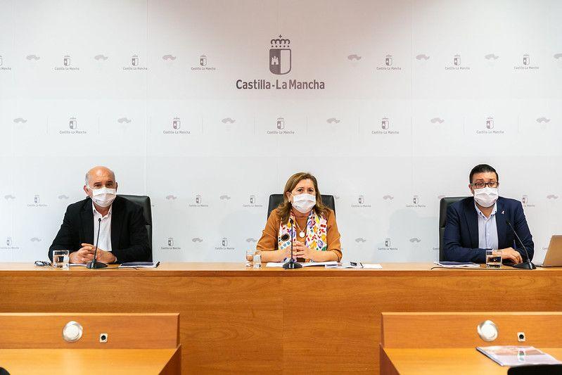 El Gobierno regional realizará cerca de 1.600 acciones formativas para este curso dirigidas a la totalidad del profesorado de Castilla-La Mancha