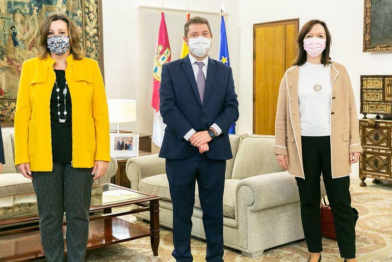 El Gobierno de Castilla-La Mancha impulsa la Plataforma Logística de Alcázar de San Juan y retomará el contacto con el Puerto de Algeciras