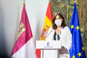 """El Gobierno de Castilla-La Mancha subraya su """"orgullo"""" por la labor que realizan las profesionales de los recursos de acogida"""