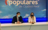 Agudo critica que Page tenga el mismo `discurso´ que el `independentista´ Rufián y que coincida en la implantación del `infierno fiscal´ en España