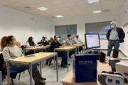 El Servicio de Medicina Intensiva de Albacete forma a profesionales de Medicina y Enfermería en el manejo del paciente crítico por Covid-19
