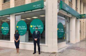 Eurocaja Rural prosigue su expansión en la Comunidad Valenciana y abre oficina en San Juan de Alicante