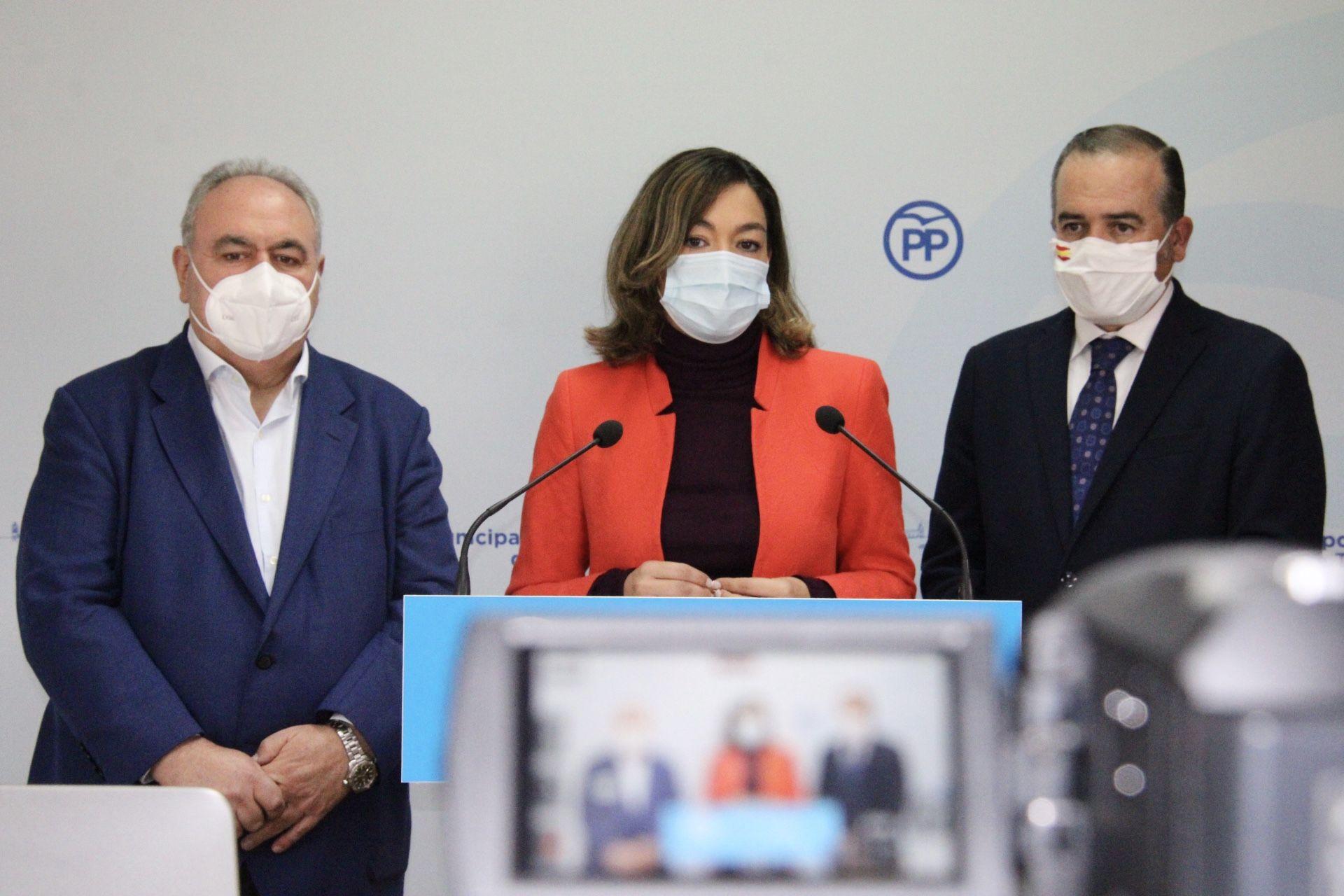 El PP denuncia que la falta de inversiones de los PGE en Toledo demuestran el desprecio Sánchez a la ciudad y los engaños de Tolón