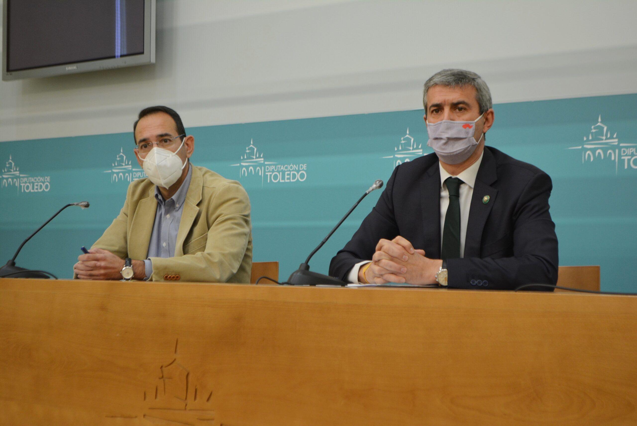 Álvaro Gutiérrez anuncia una ayuda de 4 millones de euros destinados a los ayuntamientos para afrontar gastos COVID