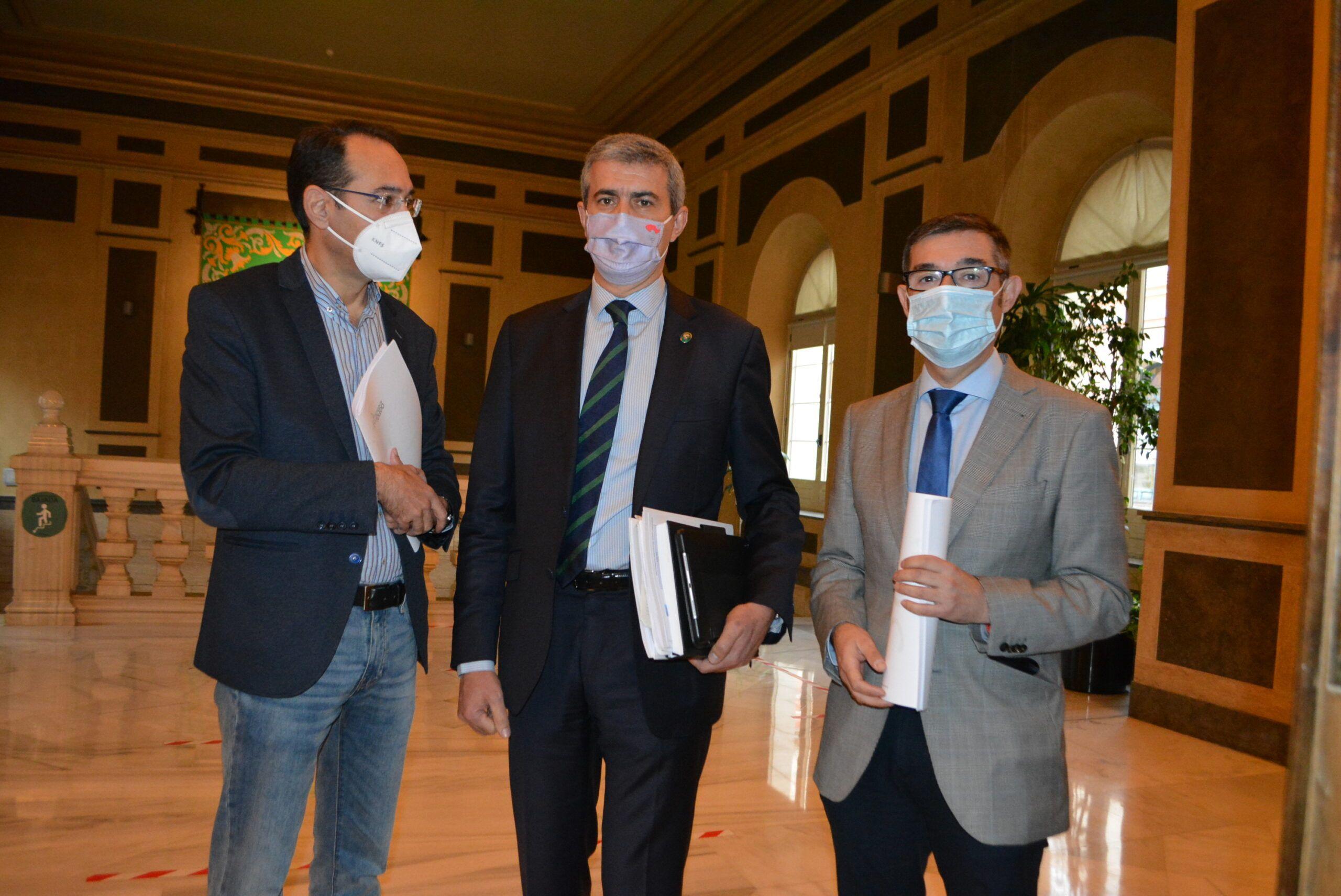 La Diputación anuncia que los Planes de Inversión Municipal se aprobarán a principios de año