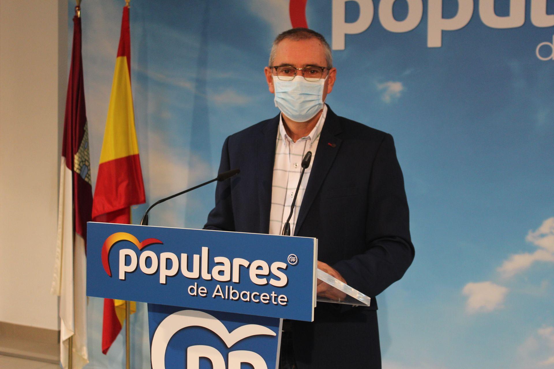 Aroca pide que los Presupuestos regionales de Page incluyan un plan de rescate al Tercer Sector y colectivos sociosanitarios