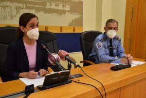 La Policía Local mantendrá el operativo para controlar y vigilar el cumplimiento de las nuevas medidas, con especial novedad en aforos y horarios de cierre