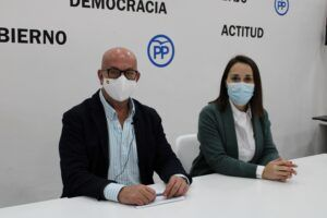 """Bravo: """"Si de verdad Page está tan en contra del pacto con Bildu y Ezquerra, sus diputados tienen que votar en contra de los PGE en el Congreso"""""""