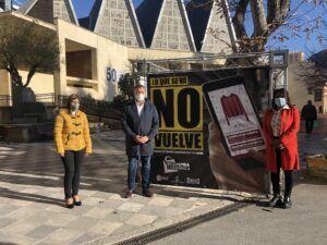 El Ayuntamiento y la Asociación Provincial de Comercio lanzan una campaña para promover la compra en Cuenca con el lema 'Lo que se va no vuelve'
