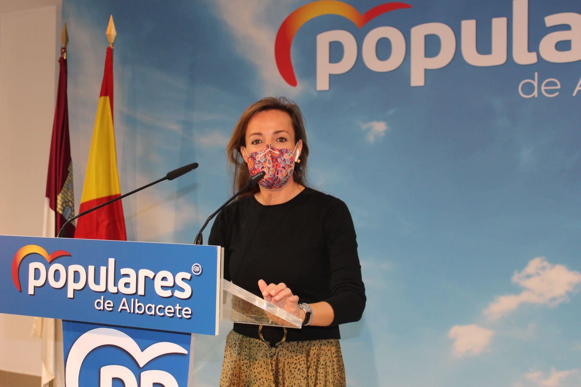 Carmen Navarro pide a García-Page y a los diputados nacionales del PSOE-CLM que voten en contra de los Presupuestos Generales del Estado y de la Ley Celaá