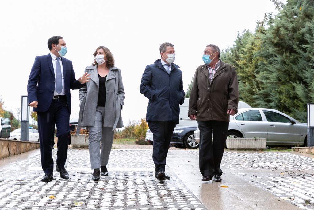 """Martínez Chana pide """"unidad y ambición"""" para que Cuenca lidere la transición que marca la Unión Europea"""