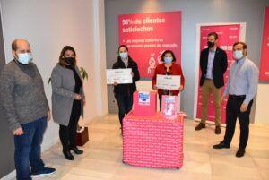 El Ayuntamiento respalda la campaña de apoyo al comercio local promovida por Comercyas con el patrocinio de Soliss