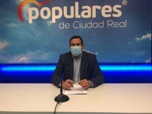 Miguel Ángel Valverde ya es precandidato oficial a la presidencia del PP de Ciudad Real