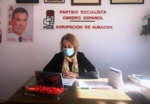 """Manuela Casado: """"Ayuntamientos, asociaciones, y empresas rurales de Ciudad Real contarán con1,2 mill de euros para gestionar las consecuencias de la pandemia"""""""