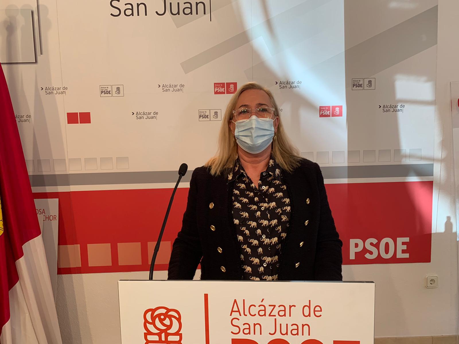 El PSOE destaca en Alcázar el carácter inversor y social de unos PGE que contemplan el contexto de pandemia en el que nos encontramos
