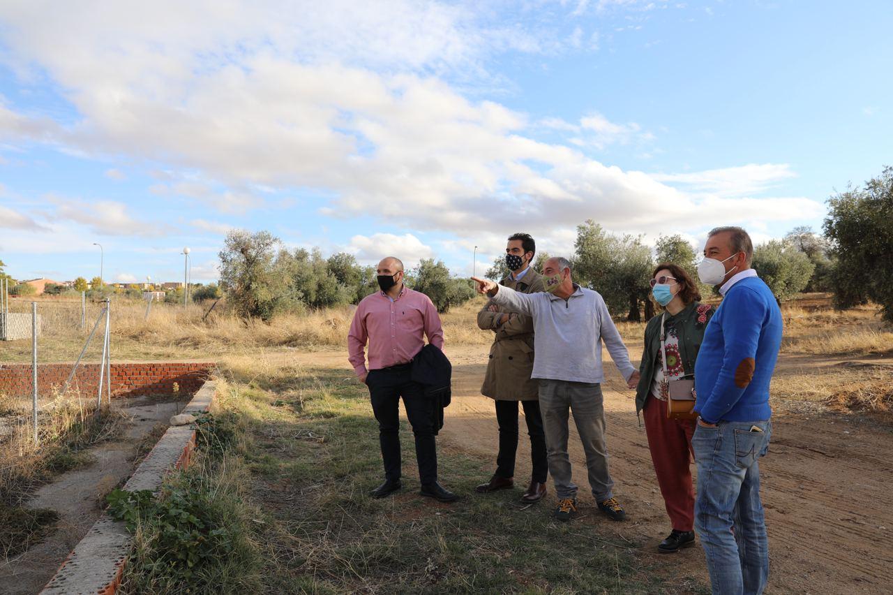 Cs Toledo apuesta por un proyecto de depuración de agua en Argés con una planta ecológica que podría ser sufragada con fondos europeos