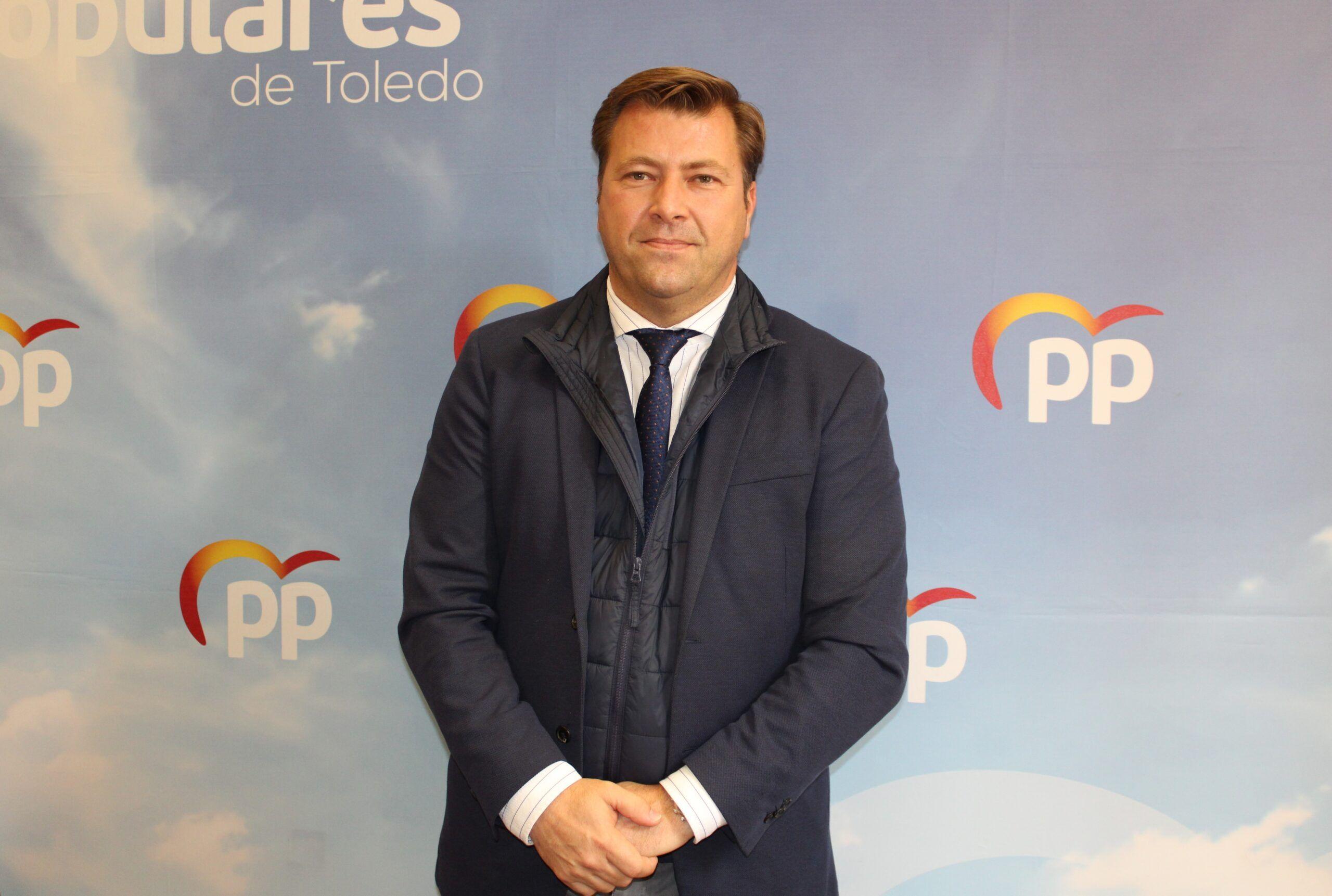 Congosto pide a Page que el PSOE de Castilla-La Mancha NO apoye una Ley anticonstitucional que humilla al castellano como lengua vehicular