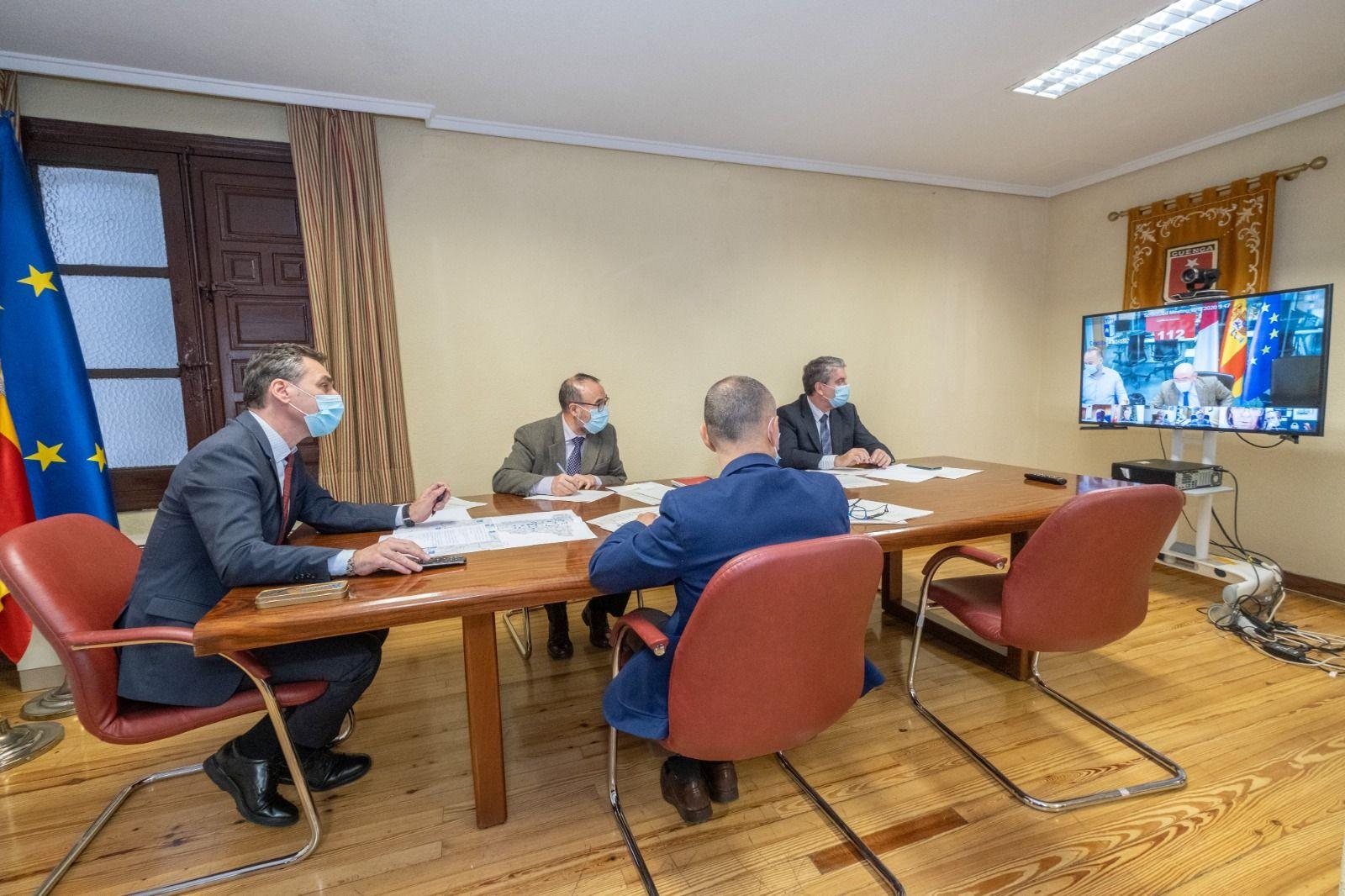 La Red de Carreteras del Estado cuenta con 202 quitanieves y 36.606 toneladas de fundentes en Castilla-La Mancha para la Campaña de Vialidad Invernal 2020-21