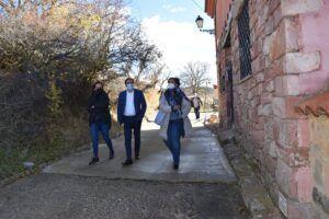 La Diputación invierte más de 320.000 euros en mejorar el camino que une Beamud con el albergue Fuente de las Tablas