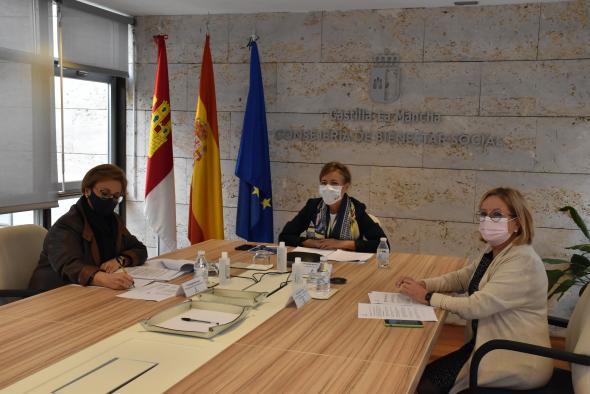 El Gobierno de Castilla-La Mancha inicia el trámite de información pública del futuro decreto del Concierto Social