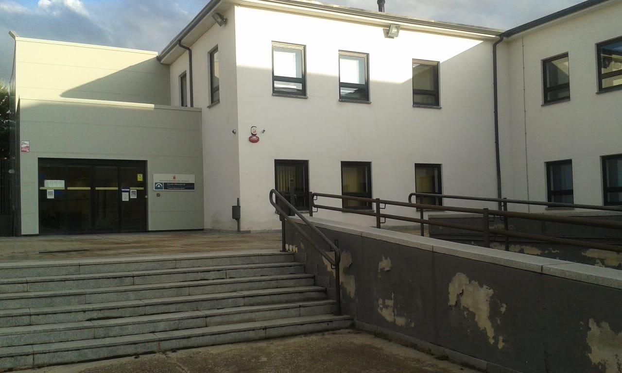 El Ayuntamiento reabre este jueves la Escuela Municipal de Música y Artes Escénicas con el 50% de aforo