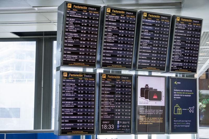 España exigirá a viajeros internacionales de países de riesgo por Covid-19 una PCR negativa a partir del 23 de noviembre