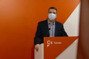 Ciudadanos insiste en abordar cuanto antes el nuevo contrato de basura en Toledo y pide una Comisión de Hacienda extraordinaria