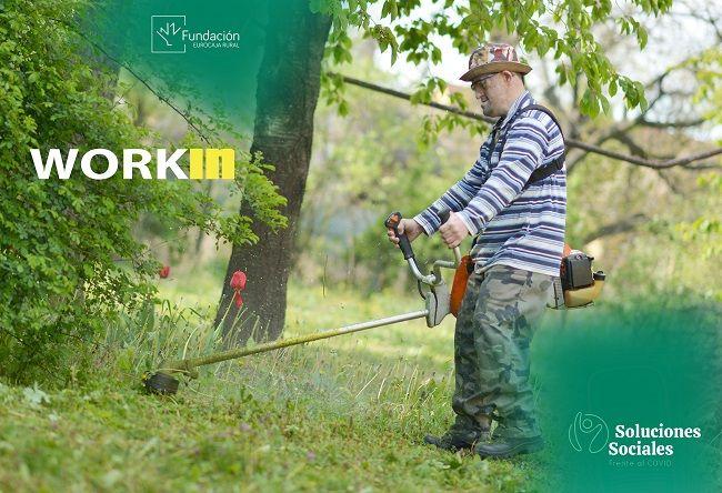 26 proyectos de inserción laboral de personas con discapacidad se presentan a los 'Premios Workin' de la Fundación Eurocaja Rural, dotados con 70.000 euros