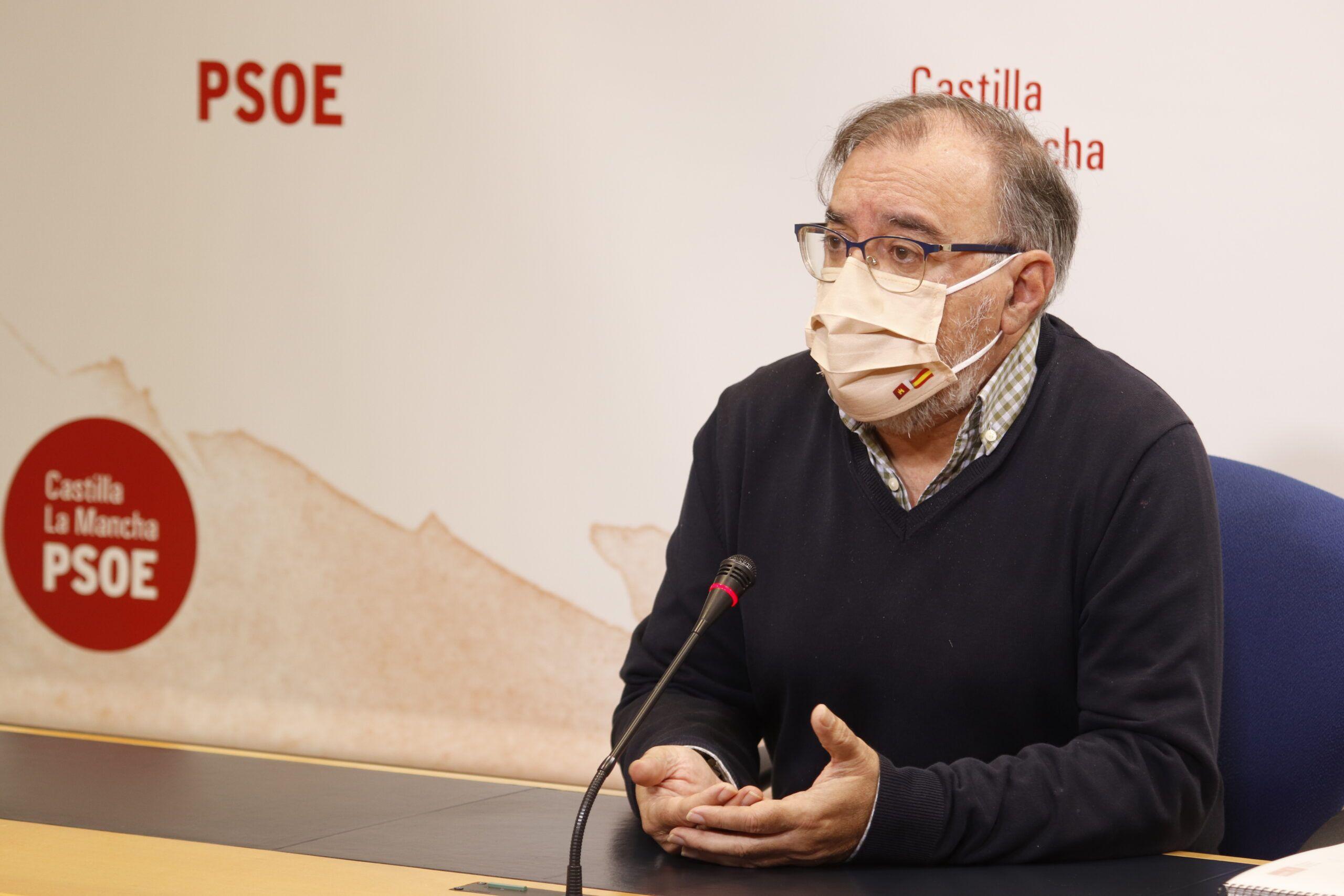 El PSOE denuncia que el PP recurra a