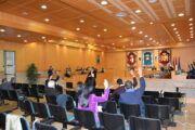 """El Ayuntamiento apuesta por hacer """"política responsable y solidaria"""" para desarrollar acciones de apoyo al comercio local y otros sectores productivos"""