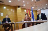 El Gobierno de Castilla-La Mancha subraya su compromiso con el apoyo para la reactivación del sector textil y del calzado en la región