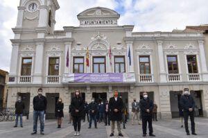 """El Ayuntamiento condena cualquier tipo de violencia hacia las mujeres y se suma """"a la lucha por conseguir una sociedad más justa e igualitaria"""""""