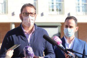 """Gutiérrez a Núñez: """"Al COVID no se le vence a través de resoluciones en las Cortes ni de notas de prensa, se le vence con vacunas y con medidas"""""""