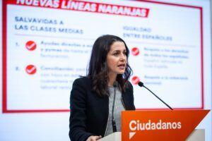 Cs pide al Gobierno que incluya en los Presupuestos más de 400 millones de euros para la recuperación de C-LM