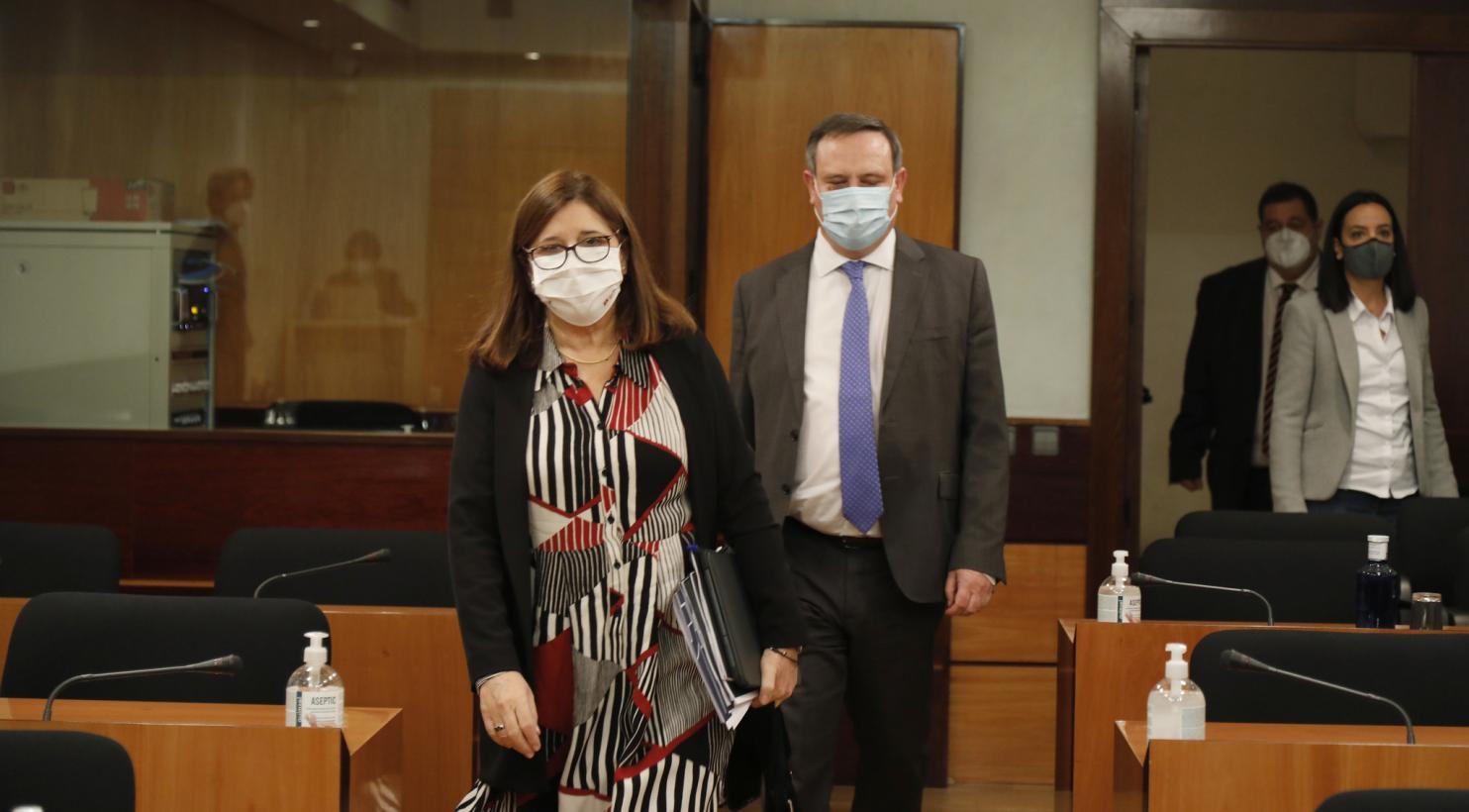 El Gobierno de Castilla-La Mancha ha destinado más de 400 millones de euros para hacer frente a la pandemia de coronavirus