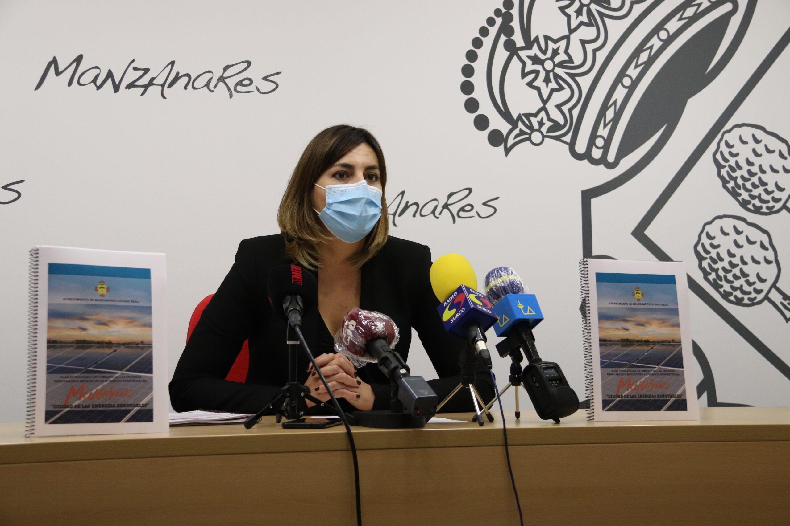 Díaz-Benito: Queremos que Manzanares sea un referente en el uso de tecnologías sostenibles
