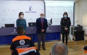 Miembros de los equipos de intervención se forman sobre las emergencias radiológicas y nucleares en Castilla-La Mancha