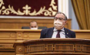"""Mora afirma que la enmienda del PP es """"una auténtica falacia"""""""