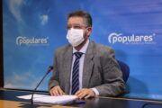Moreno denuncia que CLM es la comunidad de toda España donde los pacientes más tiempo tienen que esperar para ser operados