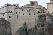 Finaliza la obra de intervención sobre los paños de la muralla de las traseras de la Catedral de Cuenca
