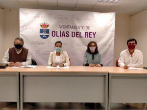 Arranca el proyecto de educación medioambiental municipal en los centros escolares de Olias del Rey