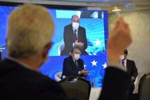 El Gobierno regional inicia el proceso de participación pública para presentar proyectos a los fondos de recuperación europeos