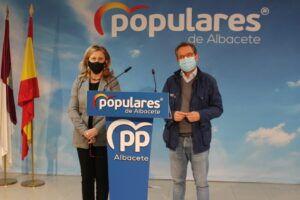 La senadora Pilar Alía pide a Page rebajar la carga fiscal a pymes y familias de Castilla-La Mancha, y advierte sobre los efectos nocivos de los PGE