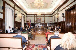 """Vega: """"Seguiremos defendiendo el transporte en la provincia por vía institucional y sin tintes partidistas"""""""